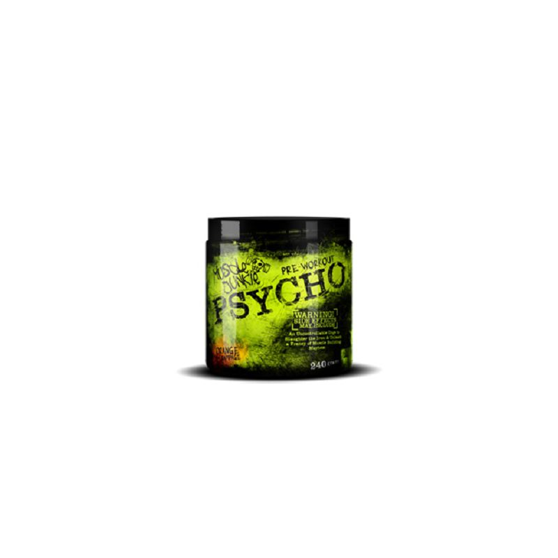 Muscle junkie psycho supplement review