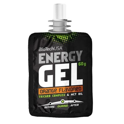 BioTech Energy Gel 24x 60g
