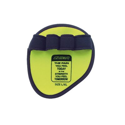 Chiba - 40186 - Motivation Grippad Neon-Gelb