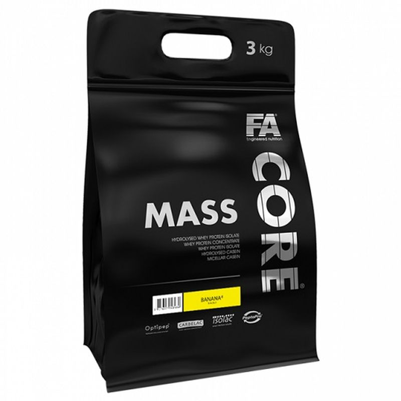FA Nutrition CORE Mass 3kilogram