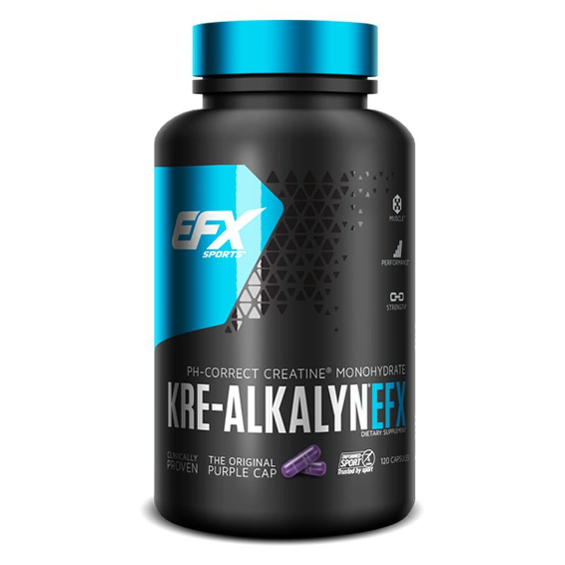 EFX Kre-Alkalyn - 120 Caps