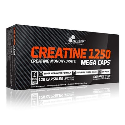 Olimp Creatine Mega Caps - 120 Kapsel