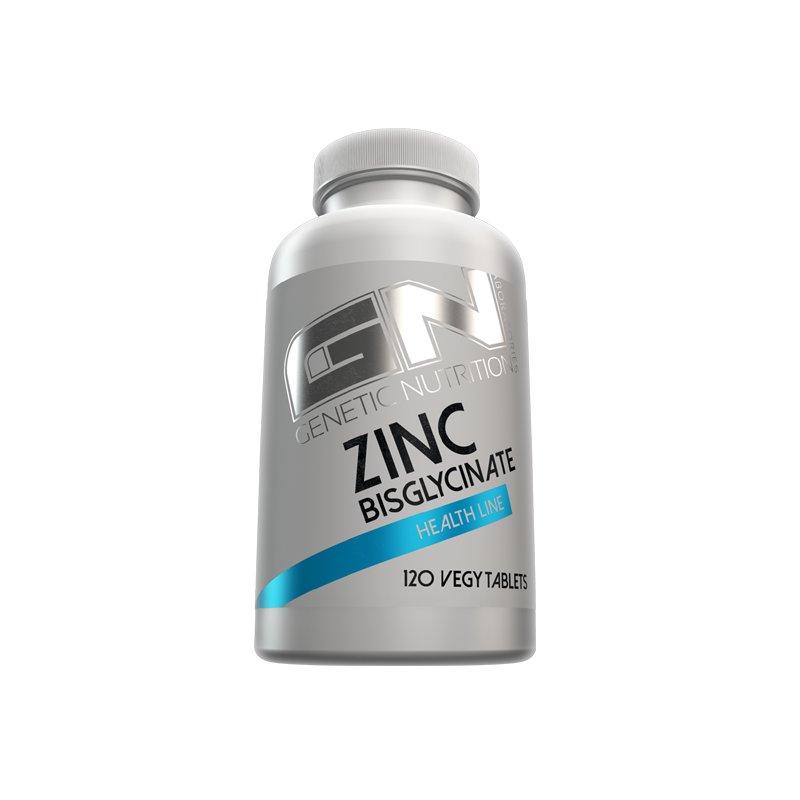 GN Zinc Bisglycinate Health Line - 120 Tabl.