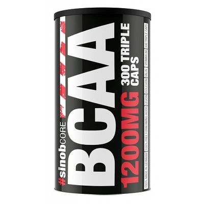 Blackline 2.0 Core BCAA 1200mg 300 Kapsel