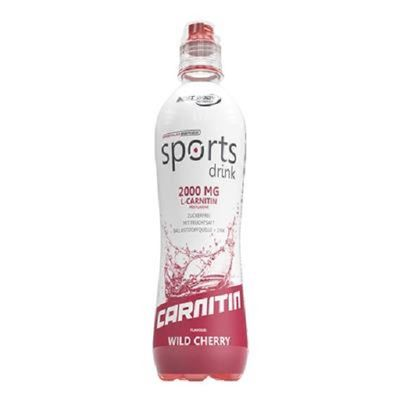 Best Body Sports Drink mit L-Carnitin(12x500ml)