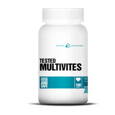 Tested Multivites 100 Tabletten