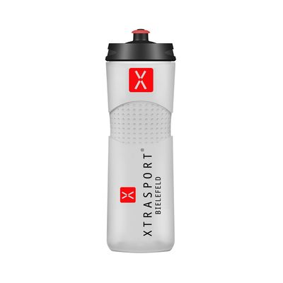 MySHAKER Bike Bottle 650 mit Logo
