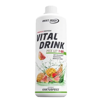 Best Body Vital Drink 1:80 - 1000ml